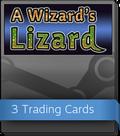 A Wizard's Lizard Booster-Pack
