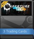 Aperture Tag: The Paint Gun Testing Initiative Booster-Pack