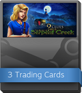 9 Clues: The Secret of Serpent Creek Booster-Pack