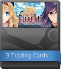 fault - milestone one Booster-Pack