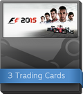 F1 2015 Booster-Pack