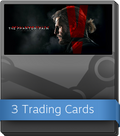 METAL GEAR SOLID V: THE PHANTOM PAIN Booster-Pack