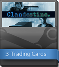 Clandestine Booster-Pack