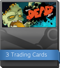 Three Dead Zed Booster-Pack