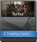The Feud: Wild West Tactics Booster-Pack