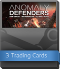 Anomaly Defenders Booster-Pack