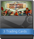 Renowned Explorers: International Society Booster-Pack