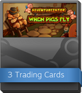 Adventurezator: When Pigs Fly Booster-Pack