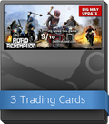 Road Redemption Booster-Pack