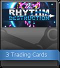 Rhythm Destruction Booster-Pack