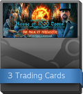 House of 1000 Doors: The Palm of Zoroaster Collector's Edition Booster-Pack