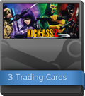 Kick-Ass 2 Booster-Pack