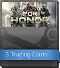 For Honor Booster-Pack