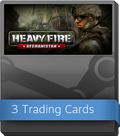 Heavy Fire: Afghanistan Booster-Pack