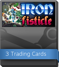 Iron Fisticle Booster-Pack