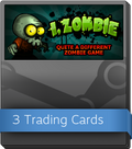 I, Zombie Booster-Pack