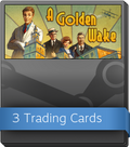 A Golden Wake Booster-Pack