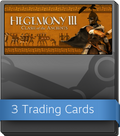 Hegemony III: Clash of the Ancients Booster-Pack
