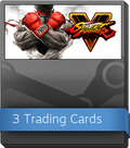 Street Fighter V Booster-Pack