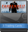 Fahrenheit: Indigo Prophecy Remastered Booster-Pack