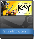 Legend of Kay Anniversary Booster-Pack