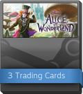 Alice in Wonderland Booster-Pack