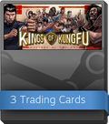 Kings of Kung Fu Booster-Pack