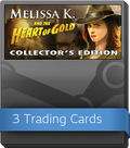 Melissa K. and the Heart of Gold Collector's Edition Booster-Pack