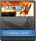 DRAGON BALL XENOVERSE Booster-Pack