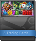 Move or Die Booster-Pack