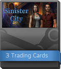 Sinister City Booster-Pack