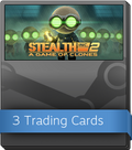 Stealth Inc 2 Booster-Pack