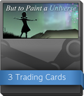 But to Paint a Universe Booster-Pack