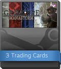 Grimoire: Manastorm Booster-Pack