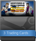 Sentinels of the Multiverse Booster-Pack