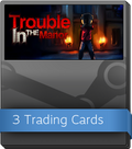 Trouble In The Manor Booster-Pack