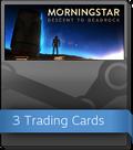 Morningstar: Descent to Deadrock Booster-Pack