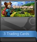 Teddy Floppy Ear - Mountain Adventure Booster-Pack