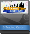 Crayon Chronicles Booster-Pack