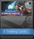 Super Cyborg Booster-Pack
