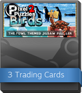 Pixel Puzzles 2: Birds Booster-Pack