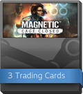 Magnetic: Cage Closed Booster-Pack