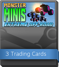 Monster Minis Extreme Off-Road Booster-Pack