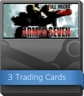 ARMED SEVEN Booster-Pack