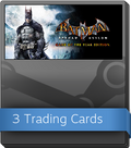 Batman: Arkham Asylum GOTY Edition Booster-Pack