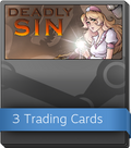 Deadly Sin Booster-Pack