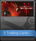 The Incredible Adventures of Van Helsing III Booster-Pack