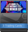 Our Nation's Miner Booster-Pack