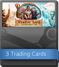 Weather Lord: The Successor's Path Booster-Pack