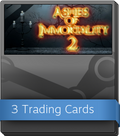 Ashes of Immortality II Booster-Pack